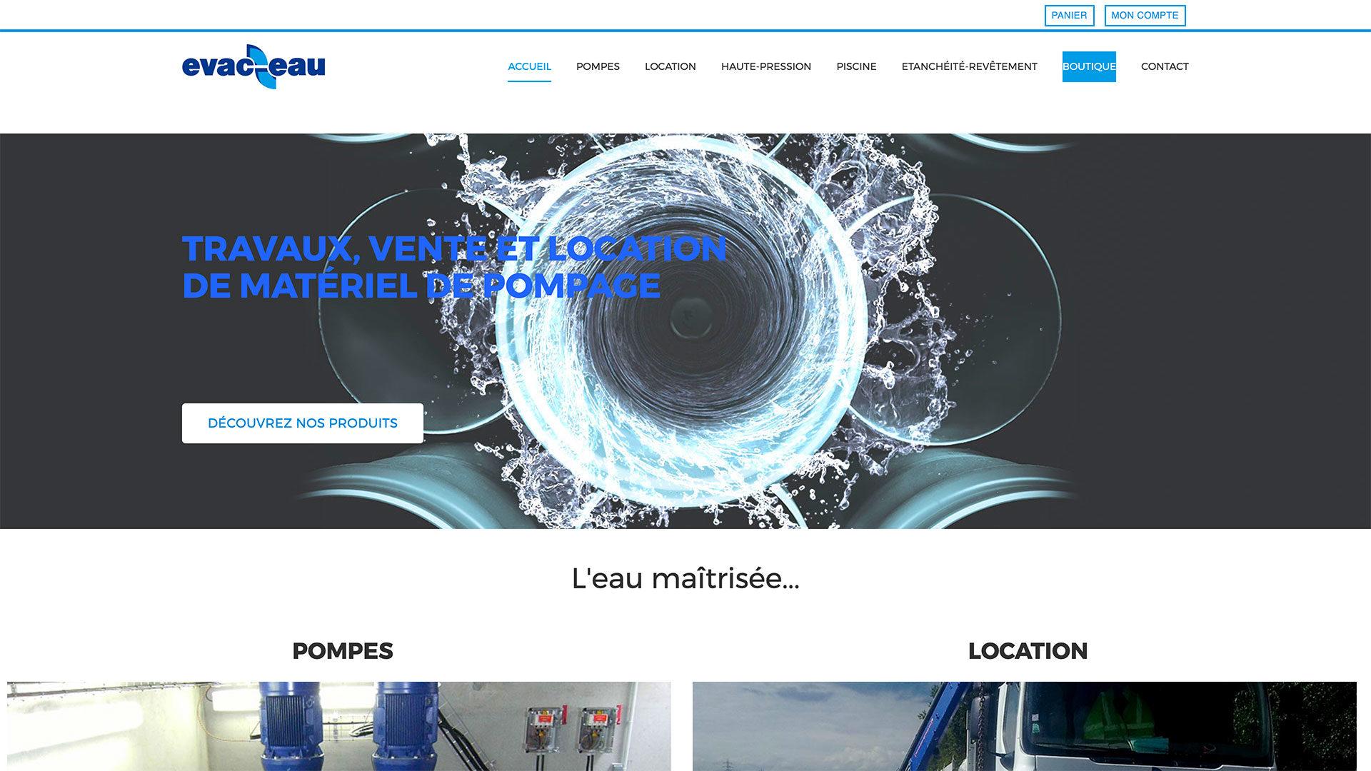 evac-eau.com